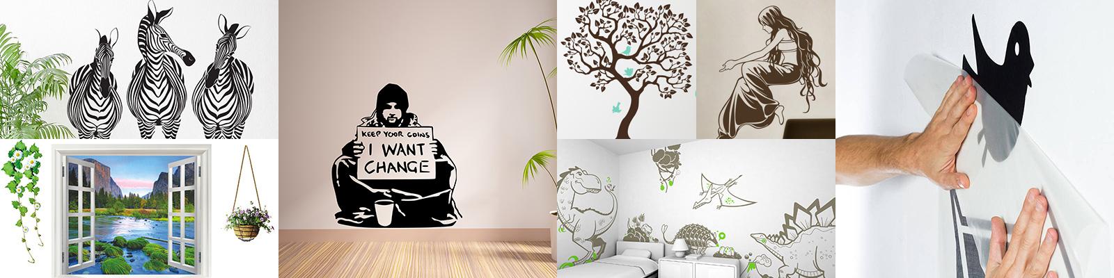 DALI - zidne dekoracije