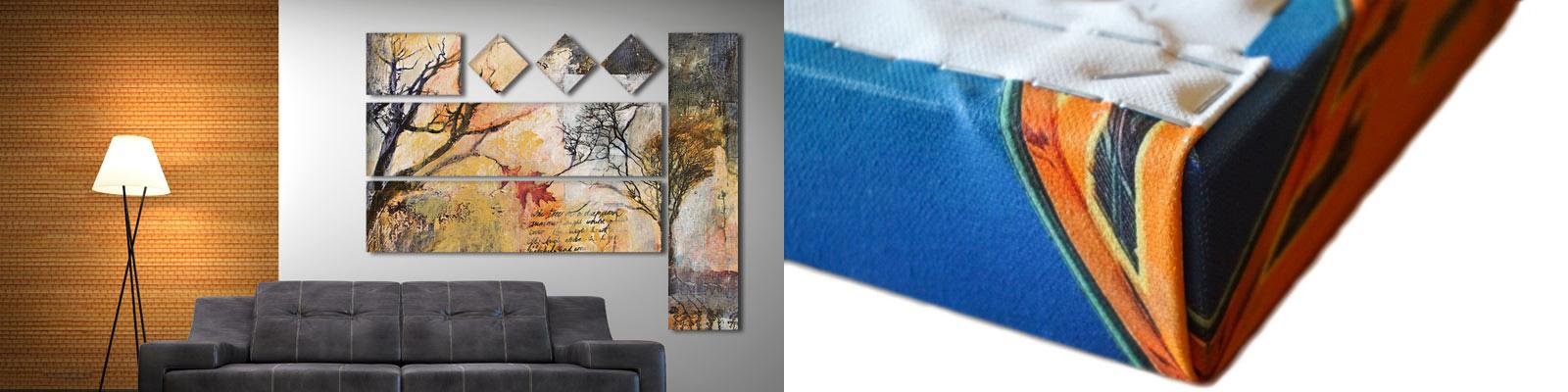 DALI - Canvas print